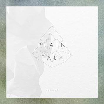 Plain Talk (Radio Edit)