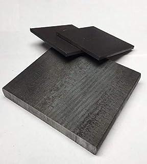 370 x 370 mm, 5 mm Stahlplatte Stahlplatten Metallplatte Flachstahl Eisenplatte Fu/ßplatte S235-310 bis 400 mm