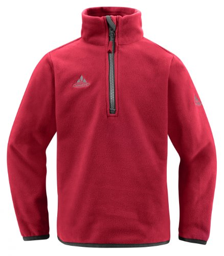 VAUDE Kids Funny Turtle Pullover III Red (Taille Cadre: 92)