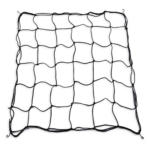 JIESD-Z Flexible Net Trellis for Grow Tents, Fits 4x4 Feet Grow Tent, Elastic Material 36 Growing Spaces/4 Steel Hooks