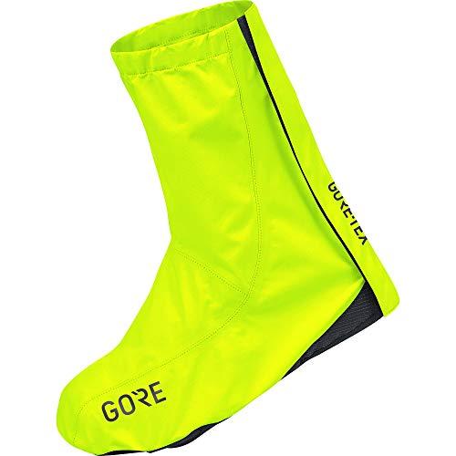GORE WEAR C3 Copriscarpe unisex da ciclismo GORE-TEX, Taglia: 42-44, Colore: Giallo neon