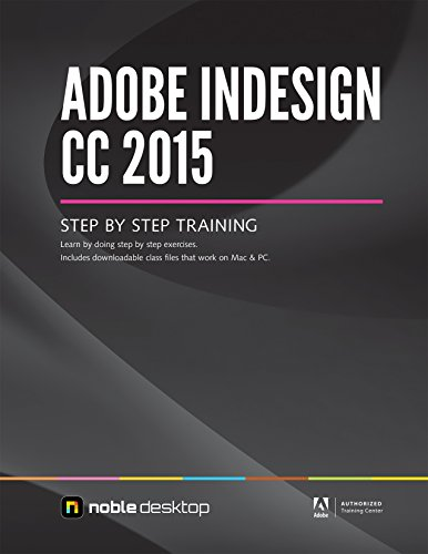 Adobe InDesign CC 2015 Step by Step Training