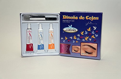Kit Cejas marca J. Denis