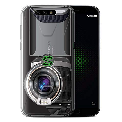 eSwish telefoonhoesje/Cover/Skin/OTH-GC/camera-collectie Xiaomi Black Shark 2018 Video Camcorder