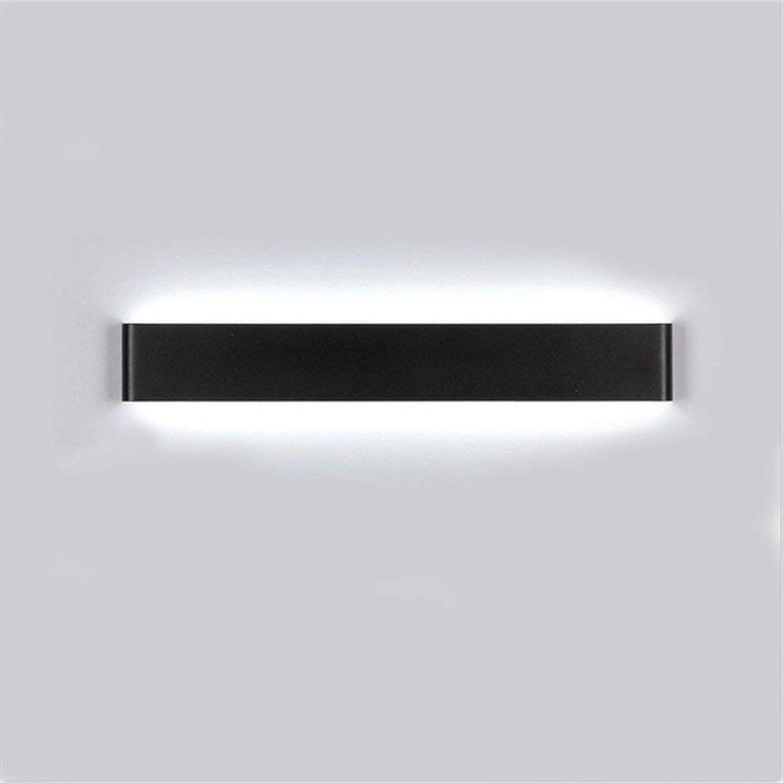 QSM Moderne minimalistische minimalistische minimalistische Innenwand-Licht-Befestigung, Aluminiumwand-Lampe Kreative Bedide Lampen-Wand-Lampen-Raum-Wohnzimmer-Balkon Staircae-Spiegel-Scheinwerfer-Wand-Lampe, 19  6Cm, Hintergrund- B07HVJ1WYP     | Rabatt  cf404c
