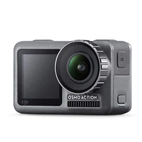 Osmo Action Camera per DJI, 4K HD Wifi Sport fotocamera, 12MP Obiettivo grandangolare 145 gradi, Fotocamera impermeabile per immersioni subacquee, Snorkeling, Includi accessori Kit per DJI Drone