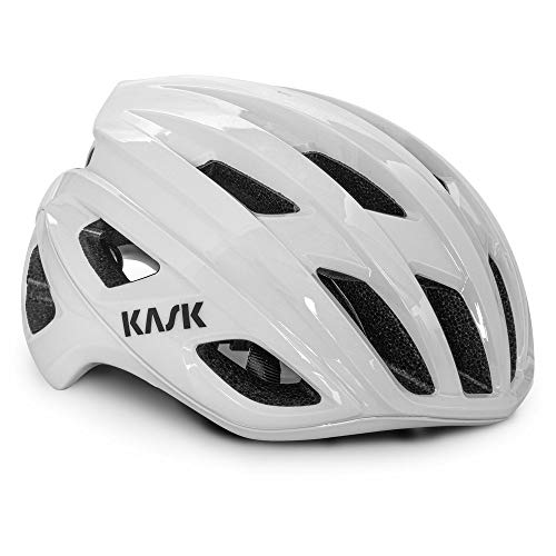 Kask Casco Ciclismo Road Mojito 3 (Small, Bianco)