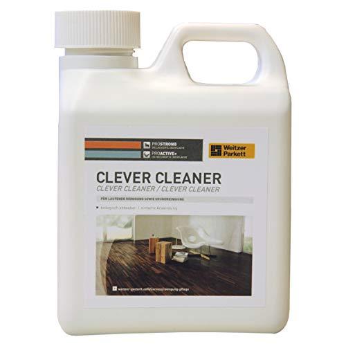 Weitzer Parkett Clever Cleaner Reinigungsmittel für ProActive und ProStrong Oberflächen