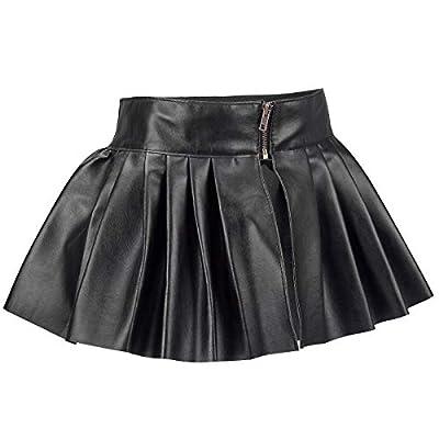 moonsix PU Leather Waist Belt for Women, Fashion Casual Chic Dress Belts, Black(Zipper)
