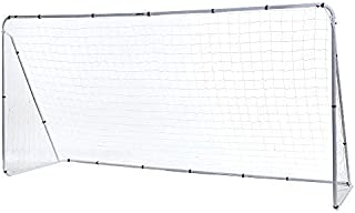 AMGYM Soccer Goal Steel Sports Competition Soccer Goal...