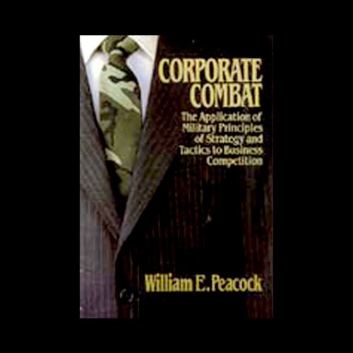 Corporate Combat copertina