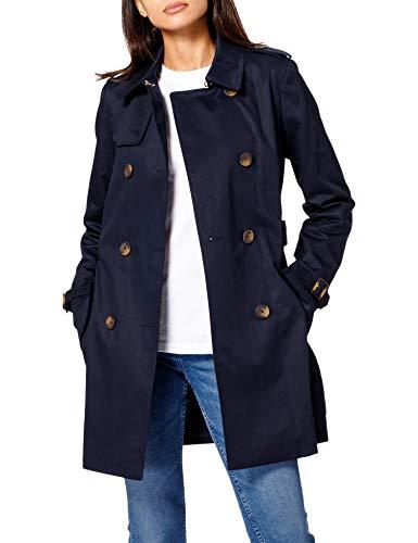 ESPRIT Collection Damen 011EO1G313 Jacke, 400/NAVY, XL