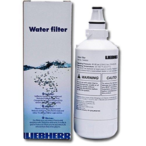 Liebherr - 7440002-00 - Filtre à Eau pour Réfrigérateur Américain
