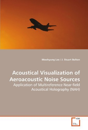 Acoustical Visualization of Aeroacoustic Noise Sources: Application of Multireference Near-field Acoustical Holography (NAH) by Lee, Moohyung (2009) Paperback