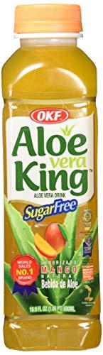OKF Aloe Vera Getränk Mango (SF), 20er Pack (20 x 500 ml)