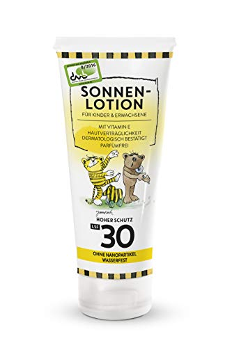PAEDIPROTECT Janosch Sonnenlotion, 150 ml