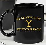 Yellow.stone Tv Show Dut.ton Ran.ch Licensed coffee mug