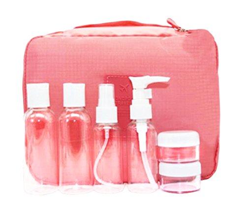 Exquis cosmétiques bouteilles Bouteille d'applicateur-03(Ensemble de sept)