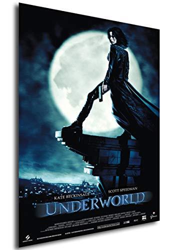 Instabuy Poster Underworld - Theaterplakat - A3 (42x30 cm)