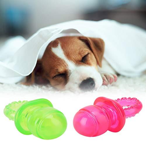idalinya Juguetes de Dientes molares para Perros, Juguetes de Dientes, mordeduras de Mascotas, chupetes, Juguetes de Entrenamiento para Mascotas, Juguetes de Entrenamiento para Cachorros