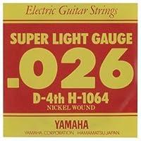 YAMAHA/ヤマハ H-1064×12 エレキ弦/スーパーライト/4弦×12(H1064)