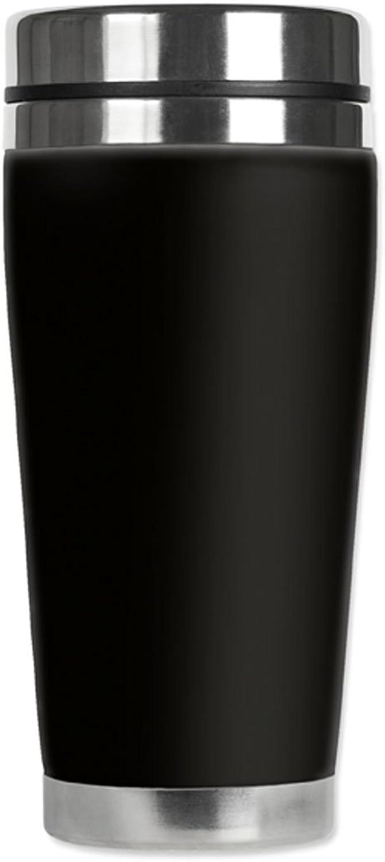 Mugzie Mugzie-Max-noir voyage Mug with Insulated Wetsuit Cover, 20 oz, noir by Mugzie