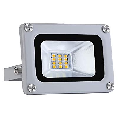 50/100/150/200W LED Flood Light, Super Bright Security Lights 6000K White Light, IP67 Waterproof Work Light Outdoor Landscape Floodlight for Garage, Garden, Yard 110V