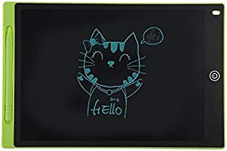 gobuy t Colourful Font 10 inch LCD Writing Tablets Doodle Board with Screen Lock Function, Drawing Pad for Kids/Adults (Colour May Vary)