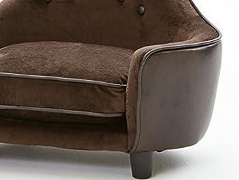 Panier pour chien en forme de canapé «Brownie I»