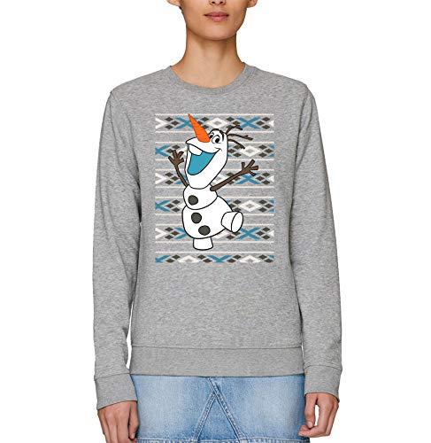 Disney Frozen Christmas Olaf - Sudadera...
