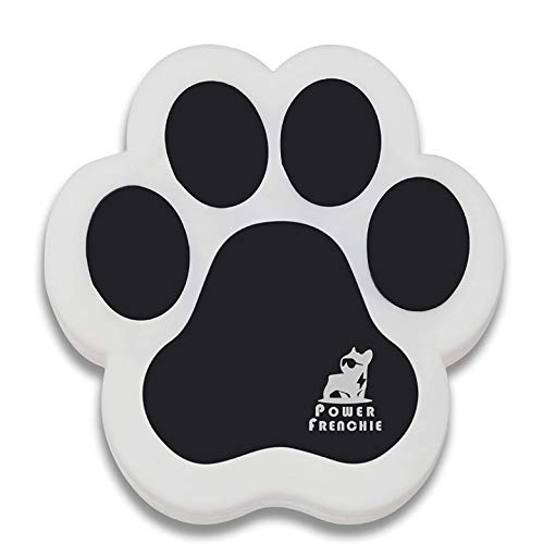 Doggie Paw Magnetic Phone Mount | Contains Strongest Magnets on The Market | Sleek Slim Profile | Home, Office, Car | Ultra Strong Peel of Backing | Brought to You by Power Frenchie