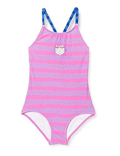 Schiesser Mädchen Badeanzug, Multicolor 1, 128