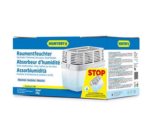 HUMYDRY Luftentfeuchter Premium 1000g