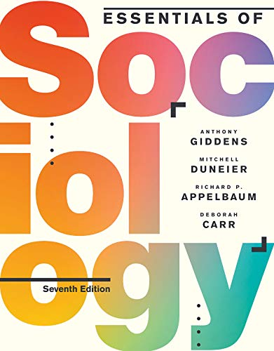 Essentials of Sociology (Seventh Edition)