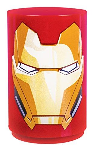 Paladone Lámpara para Mesilla Iron Man, Multicolor