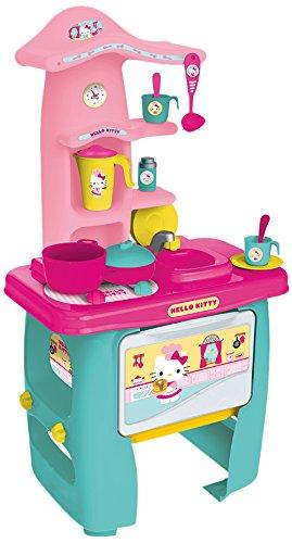 Grandi Spiele Küche Hello Kitty 95 cm Mehrfarbig