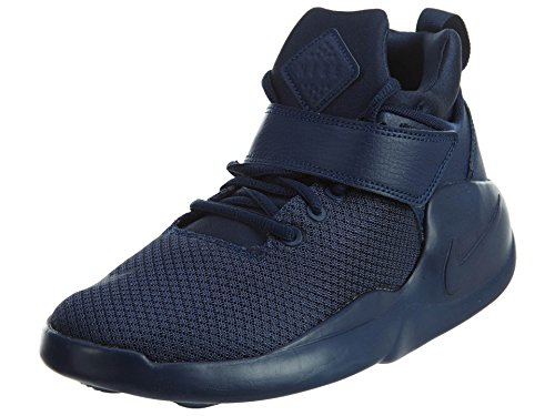 Nike Nike Herren Kwazi (GS) Basketballschuhe, Blau (Midnight Navy Midnight Navy), 39 EU