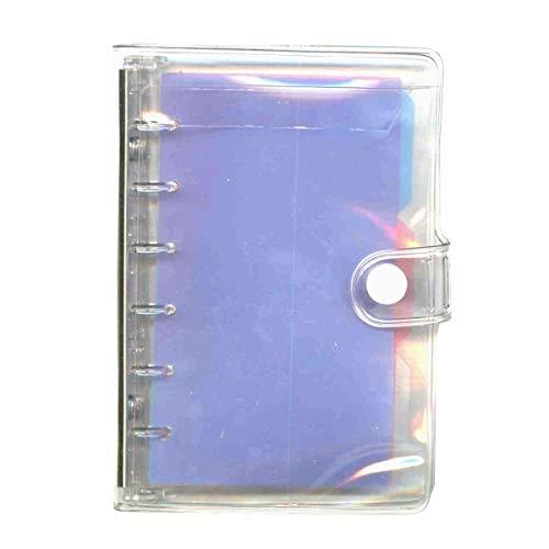 ミニ6穴サイズ システム手帳バインダー(保存バインダー)【透明】 6H-15