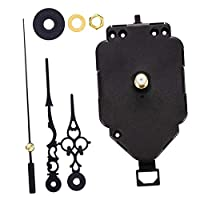 P Prettyia 時計作り用ムーブメント 時計シャフト 針セット クロック DIY 修理用品 時計メーカー 手作り