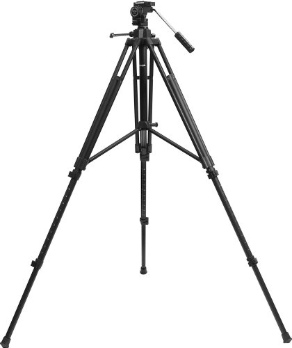 Orion Paragon-Plus XHD Extra Heavy-Duty Tripod Stand for Binoculars (Black)