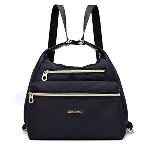 QPYYBR Bolsos de mujer, mochilas multifunción, bandoleras, bolsos de lona, bolsos de compras, bolsos de viaje para mujer, bolsos de mensajero