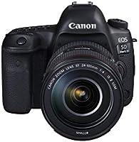 Canon EOS 5D MK IV EF24-105mm L IS Fotoğraf Makinesi, 4K, Siyah (Canon Eurasia Garantili)