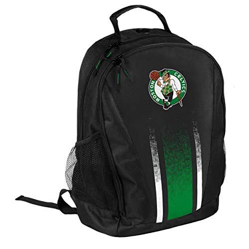 FOCO NBA Boston Celtics Unisex 2016 Stripe Primetime Backpack2016 Stripe Primetime Backpack, Team Color, One Size