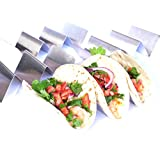 Taco Holder - Taco Holders Stainless Steel - Taco Trays - Taco Stand Up Holder -...
