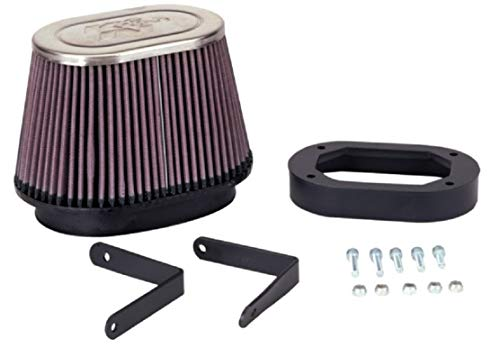 K&N Cold Air Intake Kit: High Performance, Guaranteed to Increase Horsepower: 50-State Legal: 1991-1999 MITSUBISHI/DODGE (3000GT, Stealth)57-1500-1