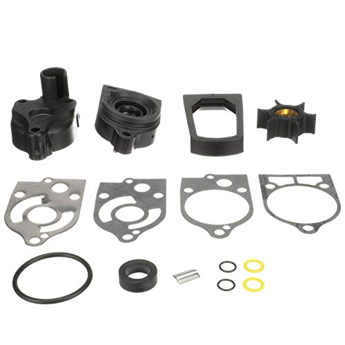 Quicksilver Water Pump Repair Kit 77177A3-2-Cycle Outboard - for Mercury and Mariner Outboards 30 HP - 70 HP