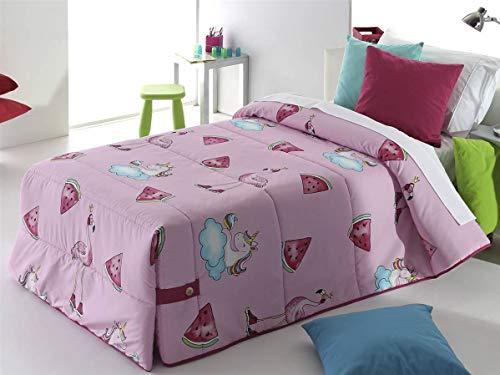 Reig Marti - Edredón conforter Pink 02 Cama 105