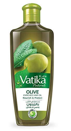 Vatika VIRGIN OLIVE ENRICHED HAIR OIL 200ML