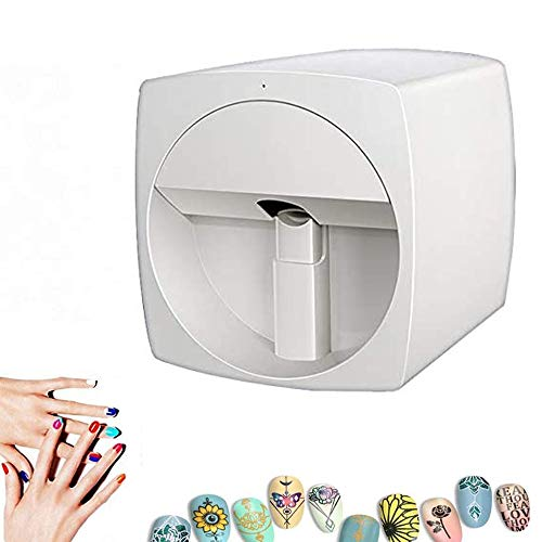 3D Nail Printer Machine Automatische Nail Schilderen Machine Multifunctionele draagbare mobiele Wifi Wireless Makkelijk All-Intelligent Nail Printers