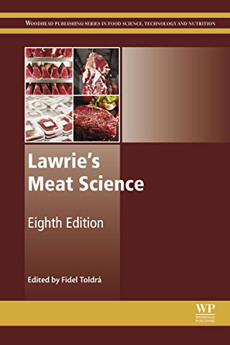 Review Lawrie's Meat Science (Woodhead Publishing Series in Food Science, Technology and Nutrition)